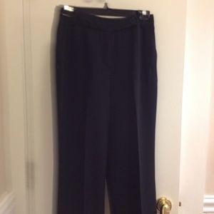 Jones NY Navy Blue Dress Pants